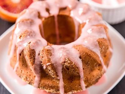 Allethea Wall's Brown Sugar-Banana Pound Cake