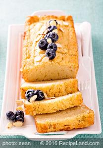 Ambrosia's Pound Cake