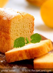 Aunt's Buttermilk Pound Cake