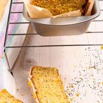 Cowgirl's Lemon Poppy Seed Pound Cake
