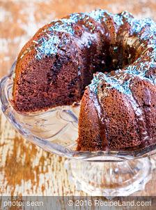 Chocolate Fudge Pound Cake