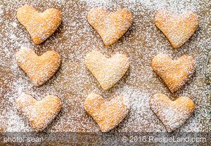 Ann's Crisp Sugar Cookies