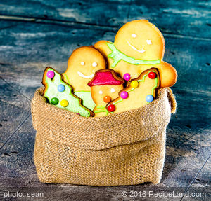 Delicious Holiday Sugar Cookies