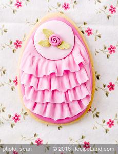 Decorative Sugar Cookies