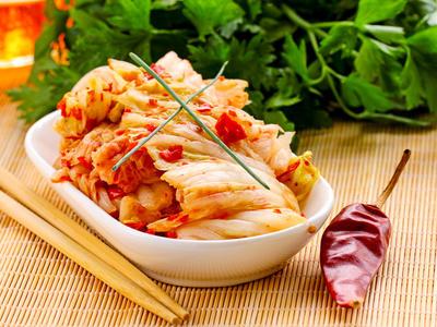 Gut Churi Kimchi (Instant Kimchi)