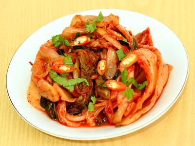 Easy Way Kimchi