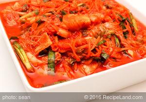 Favorite Napa Kimchee