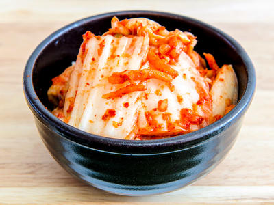 Casual Korean Mak Kimchi