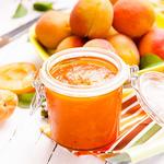 Fresh Apricot/Peach Jam
