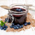 Blueberry Sour Cherry Jam