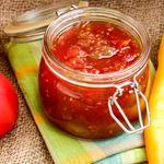 Spicy Tomato Jam