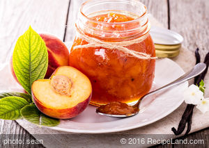 Peach and Apricot Preserve