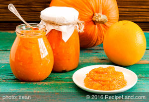 Autumn Pumpkin Marmalade