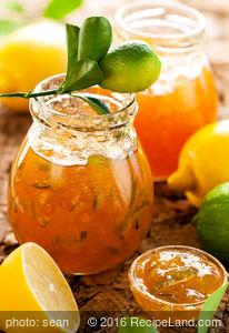 Rangpur Lime Marmalade