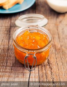 Peach Conserve (Marmalade)
