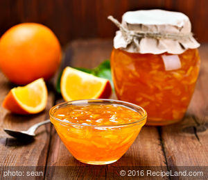 Orange, Grapefruit Marmalade