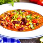 Aunt Em's Hearty Soup