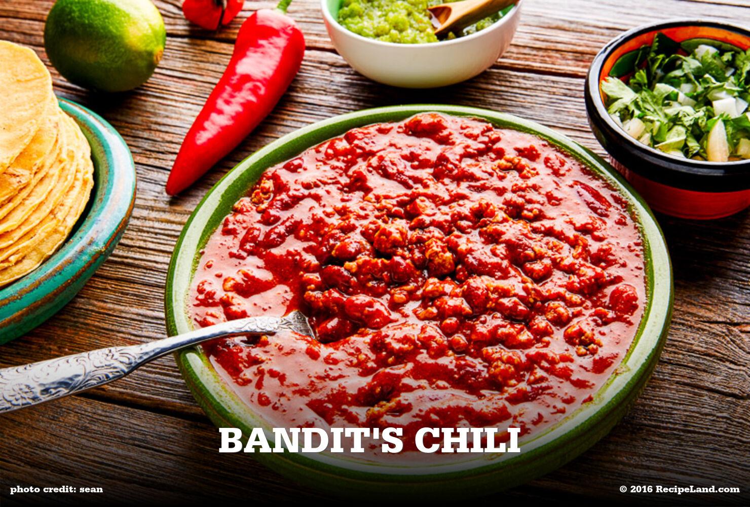 Bandit's Chili