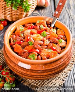 Mexican Chicken Chili