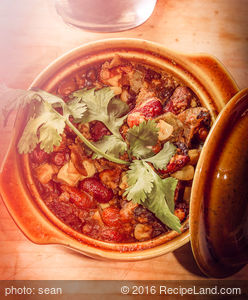Chili Con Carne Winchester