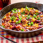 Bob's Cold Weather Chili