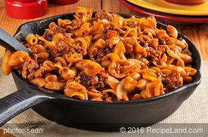Mac Skillet Dinner