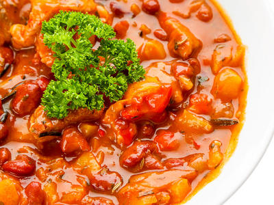 Beef And Beans