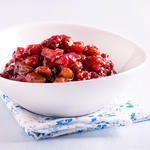 Balsamic Cranberry Chutney