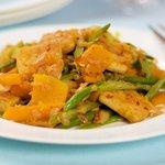 Asian stye stir-fry