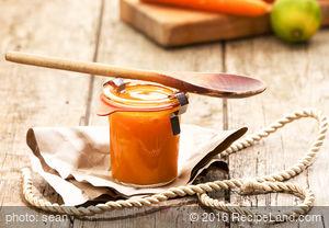 Carrot Jam