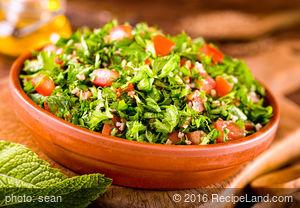 Tabouli Herb Salad