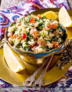 Delicious Tabouli