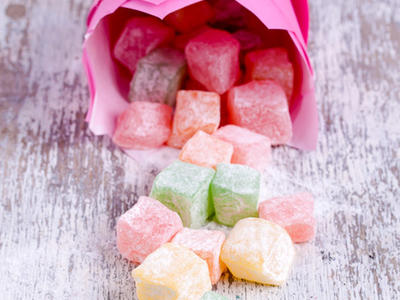 Grandma's Turkish Delight