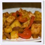 Chinese Sweet and Sour Tofu