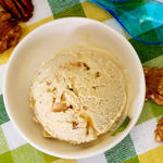 Easy Butter Pecan Ice Cream