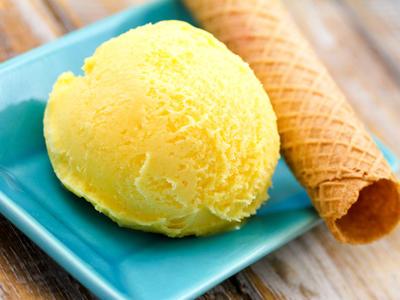 Lemon-Pineapple Sherbet