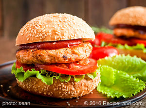Chicken Ultraburgers