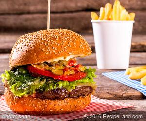 Burgers Santa Fe