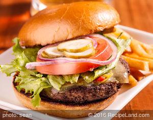 Caraway Burgers