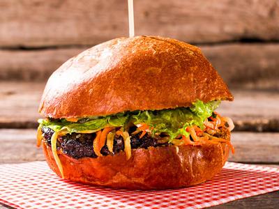Herb Chili Burgers