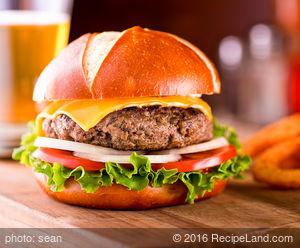 Cilantro Turkey Burgers