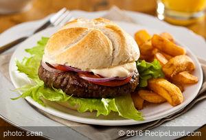 Eastern Burger