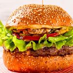 Grilled Jalapeno Buffalo Burgers