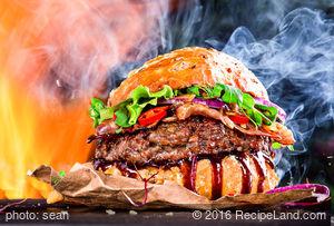Joey's Grilled Hamburger Supreme