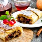 Milopita ( Greek Apple Pastry )
