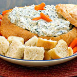 Sour Cream Spinach Dip