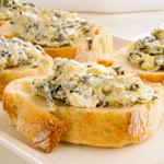 Holiday Spinach and Artichoke Party Dip