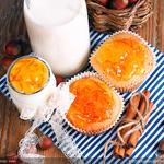Double Orange Muffins