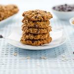 Best Pecan Chocolate Chip Oatmeal Cookies