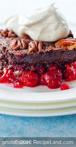 Black Forest Dump Cake